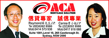 ACA Mortgage Solution